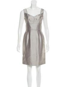 6b02e4ff06c Dolce   Gabbana. Sleeveless Mini Dress