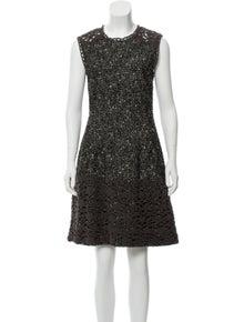 63292e6f Dolce & Gabbana. Sleeveless Mini Dress