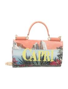 c54d6c102ac Dolce & Gabbana Miss Sicily Bag | The RealReal