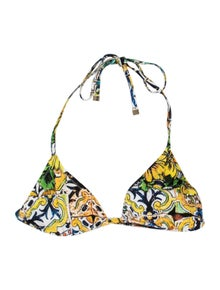 6573251135 Dolce & Gabbana. Printed Swimsuit ...
