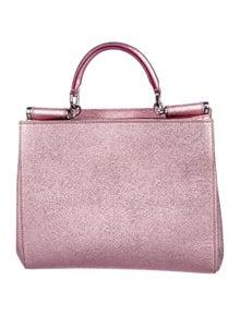 1d1155cd96023 Dolce & Gabbana Miss Sicily Bag | The RealReal