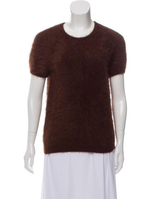 Dolce & Gabbana Knit Lightweight Sweater Brown