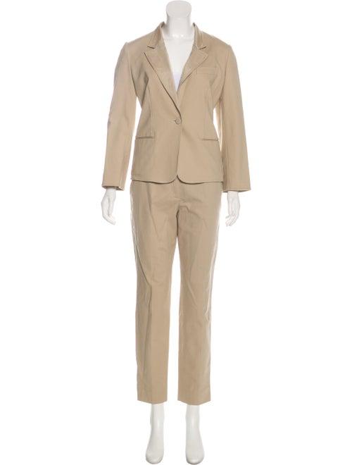 Dolce & Gabbana Gabardine Pant Suit