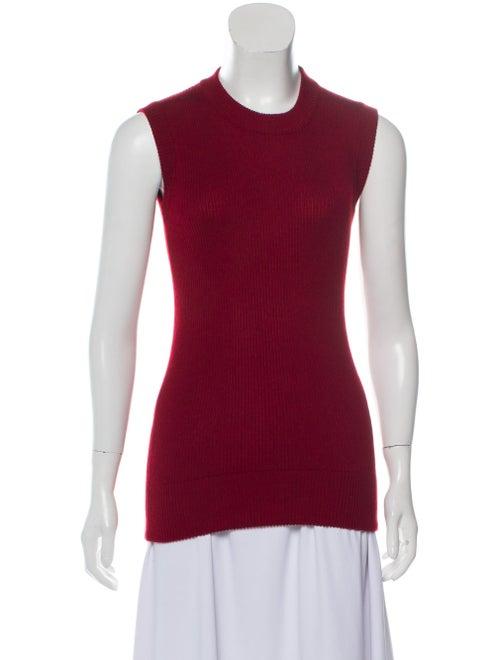 Dolce & Gabbana Sleeveless Knit Sweater