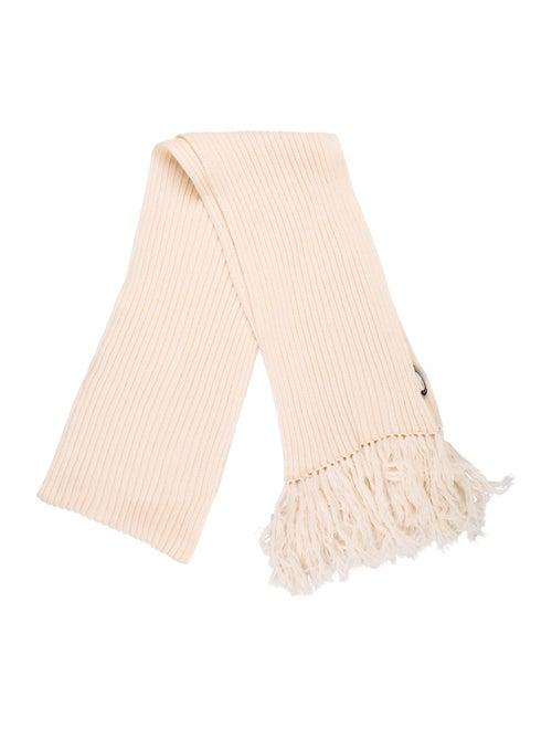 Dolce & Gabbana Wool knit Scarf wool