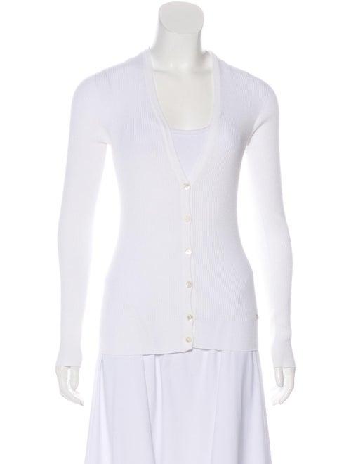 Dolce & Gabbana Knit Button-Up Cardigan