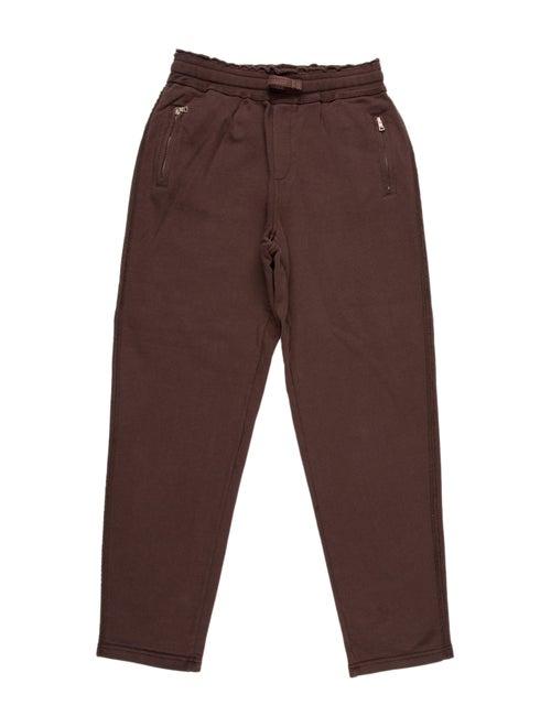Dolce & Gabbana Sweatpants Brown