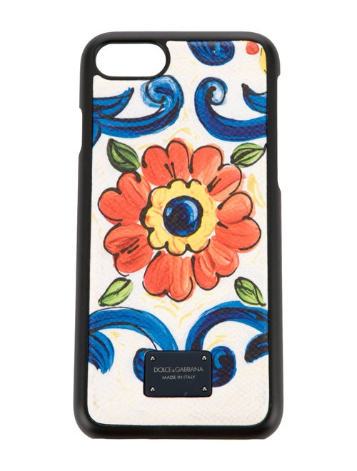 Dolce & Gabbana Dolce & Gabbana Leather iPhone 7/8