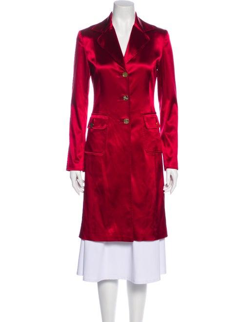 Dolce & Gabbana Coat Red