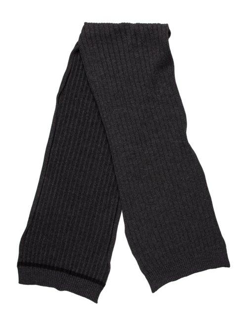 Dolce & Gabbana Knit Wool Scarf wool