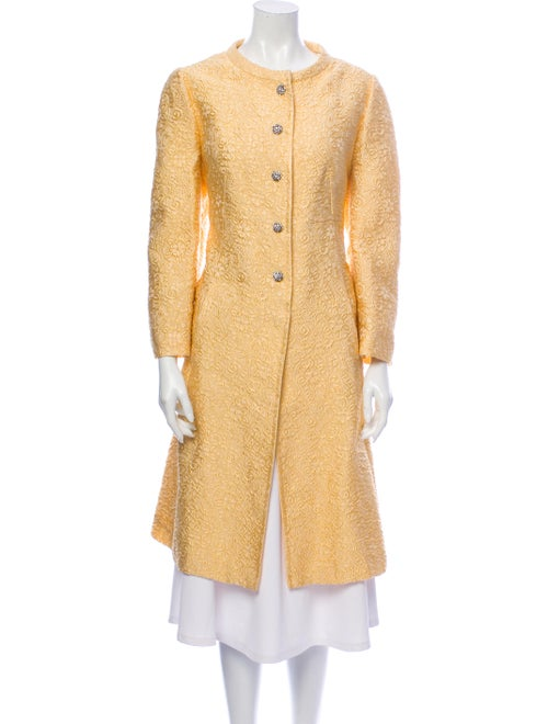 Dolce & Gabbana Coat Yellow