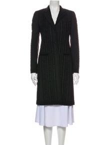 Dolce & Gabbana Virgin Wool Coat