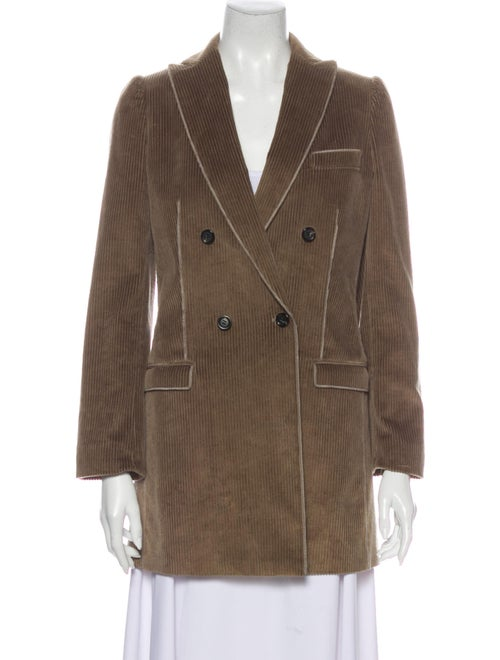 Dolce & Gabbana Coat Brown