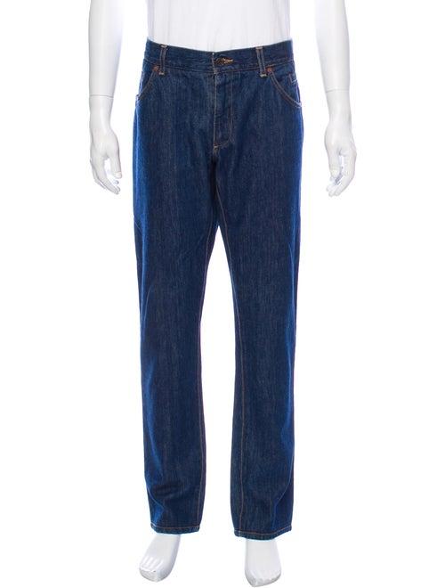 Dolce & Gabbana Slim Jeans blue
