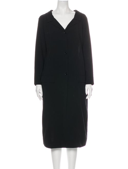 Dolce & Gabbana Virgin Wool Coat Wool