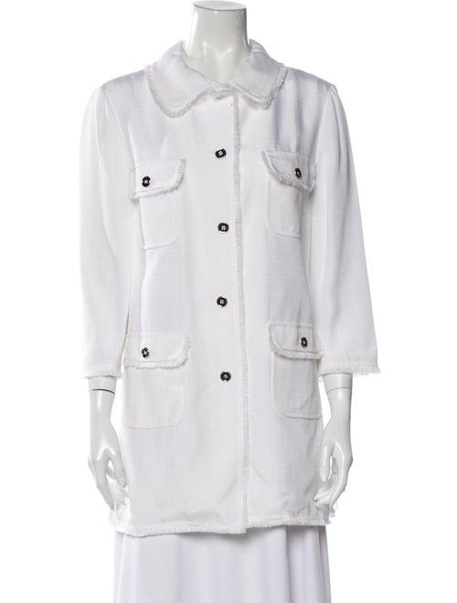 Dolce & Gabbana Coat White