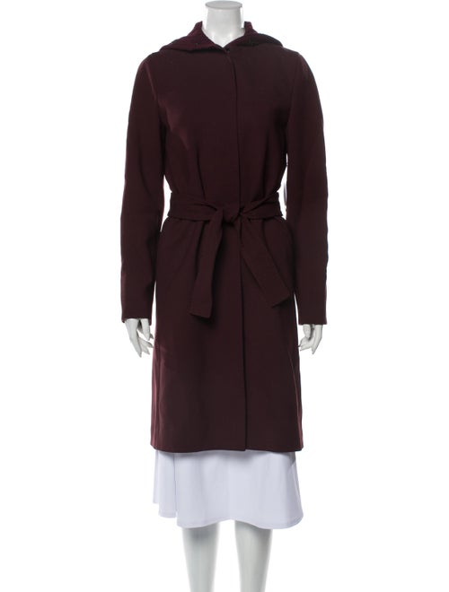 Dolce & Gabbana Vintage Trench Coat Purple