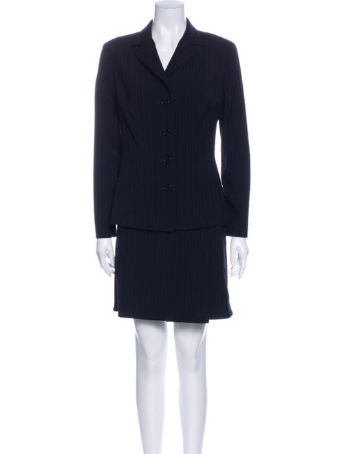 Dolce & Gabbana Wool Skirt Suit Wool