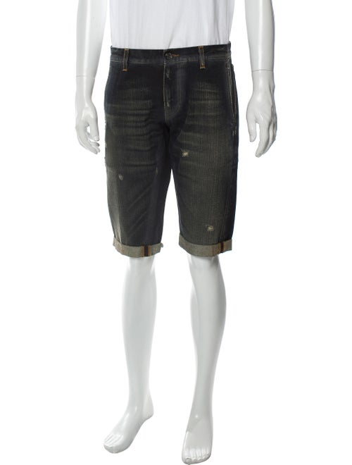 Dolce & Gabbana Denim Shorts Denim