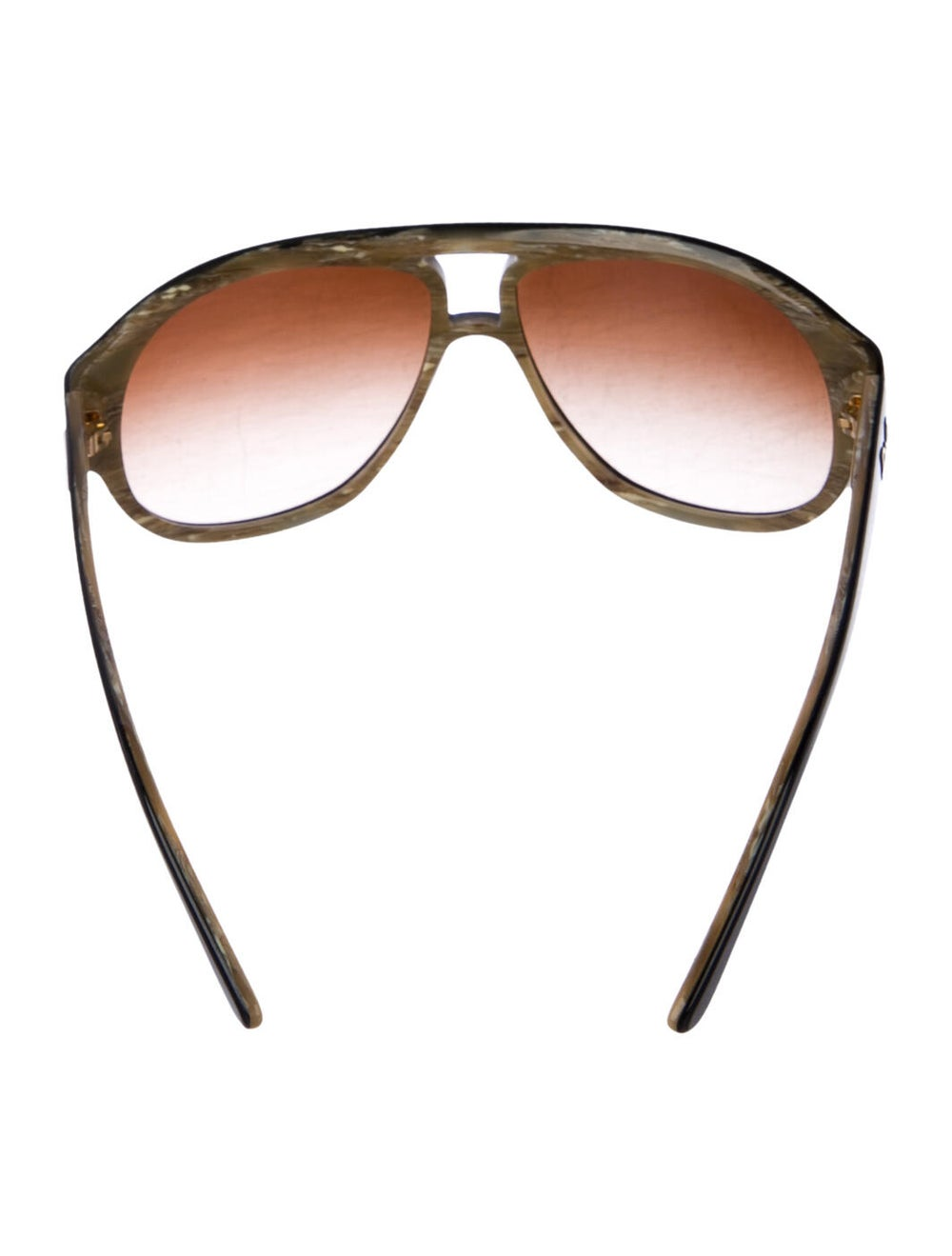 Dolce & Gabbana Gradient Aviator Sunglasses black - image 3