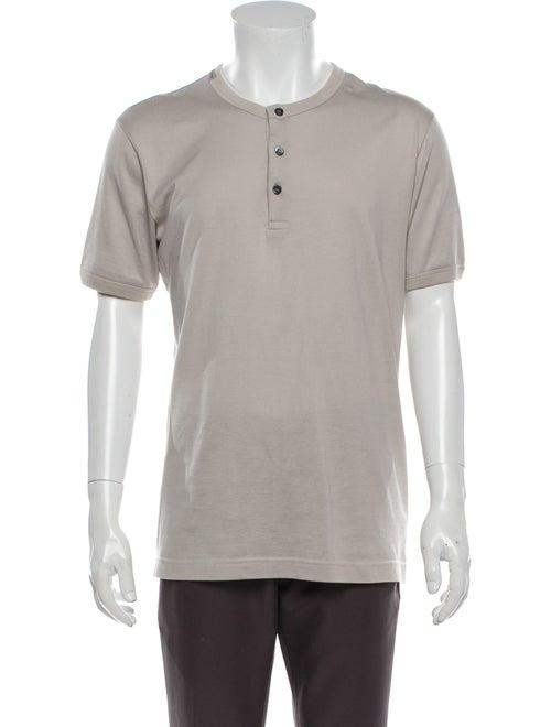 Dolce & Gabbana Crew Neck Short Sleeve T-Shirt