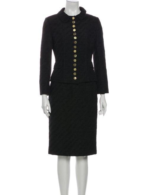 Dolce & Gabbana Skirt Suit Black