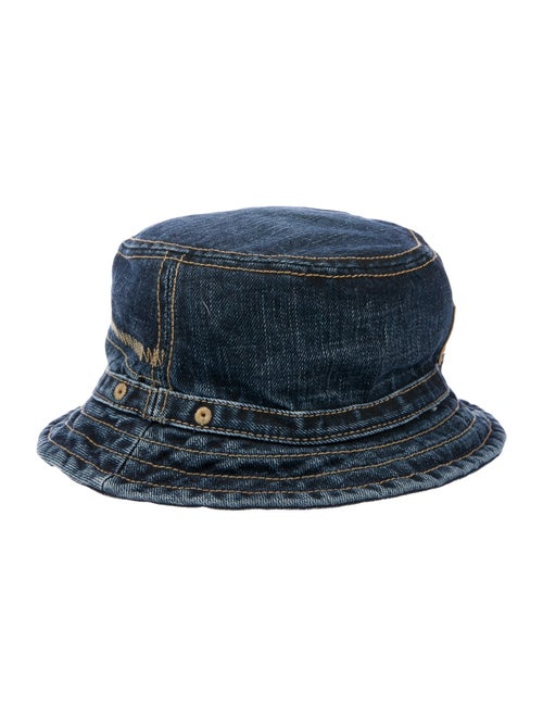 Dolce & Gabbana Denim Bucket Hat denim