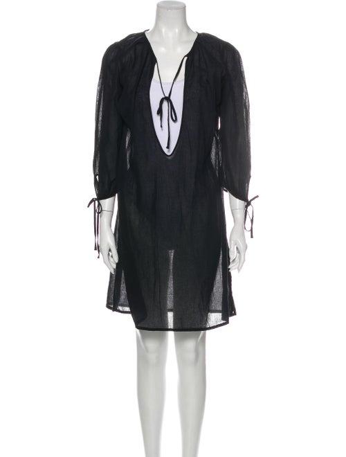 Dolce & Gabbana Cover-Up Black