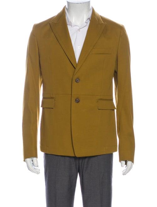 Dolce & Gabbana Blazer Yellow