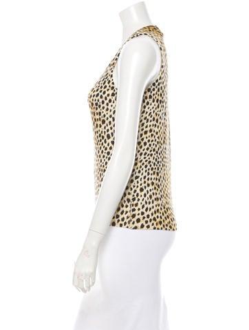 Cheetah Print Tank