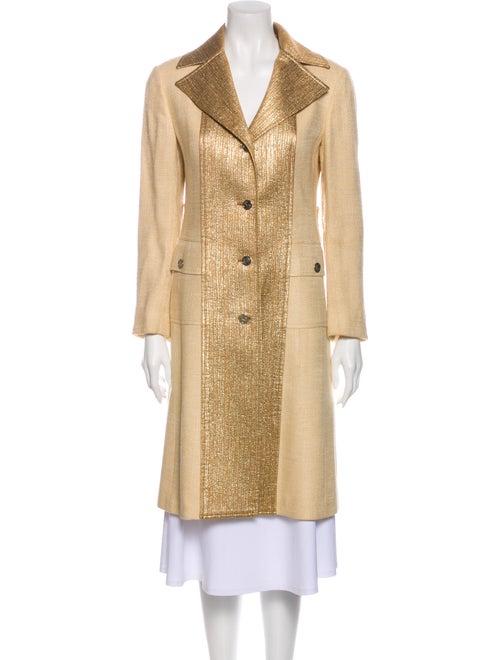 Dolce & Gabbana Coat Metallic