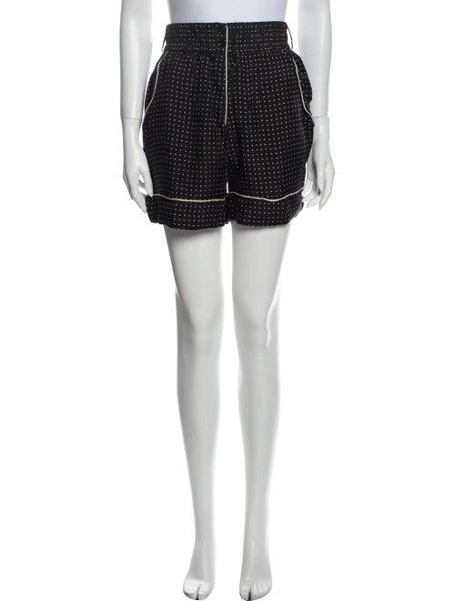Dolce & Gabbana Silk Pajamas Black