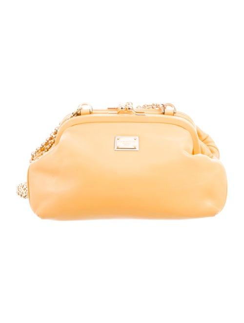 Dolce & Gabbana Girasole Crossbody Bag Yellow