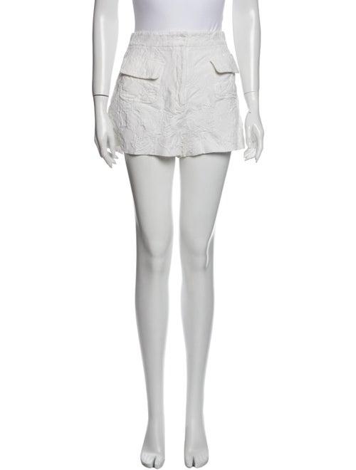 Dolce & Gabbana Mini Shorts White