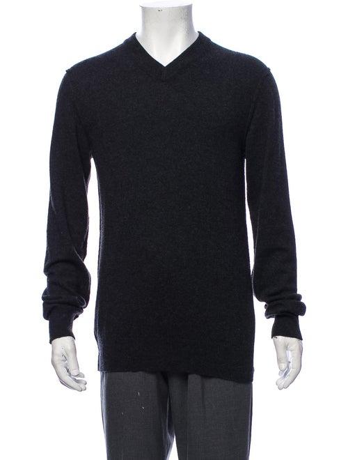Dolce & Gabbana Cashmere Knit Sweatshirt