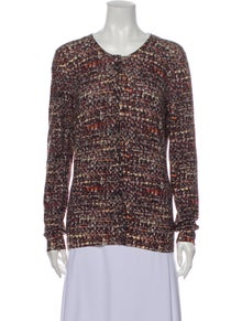 Dolce & Gabbana Virgin Wool Striped Sweater