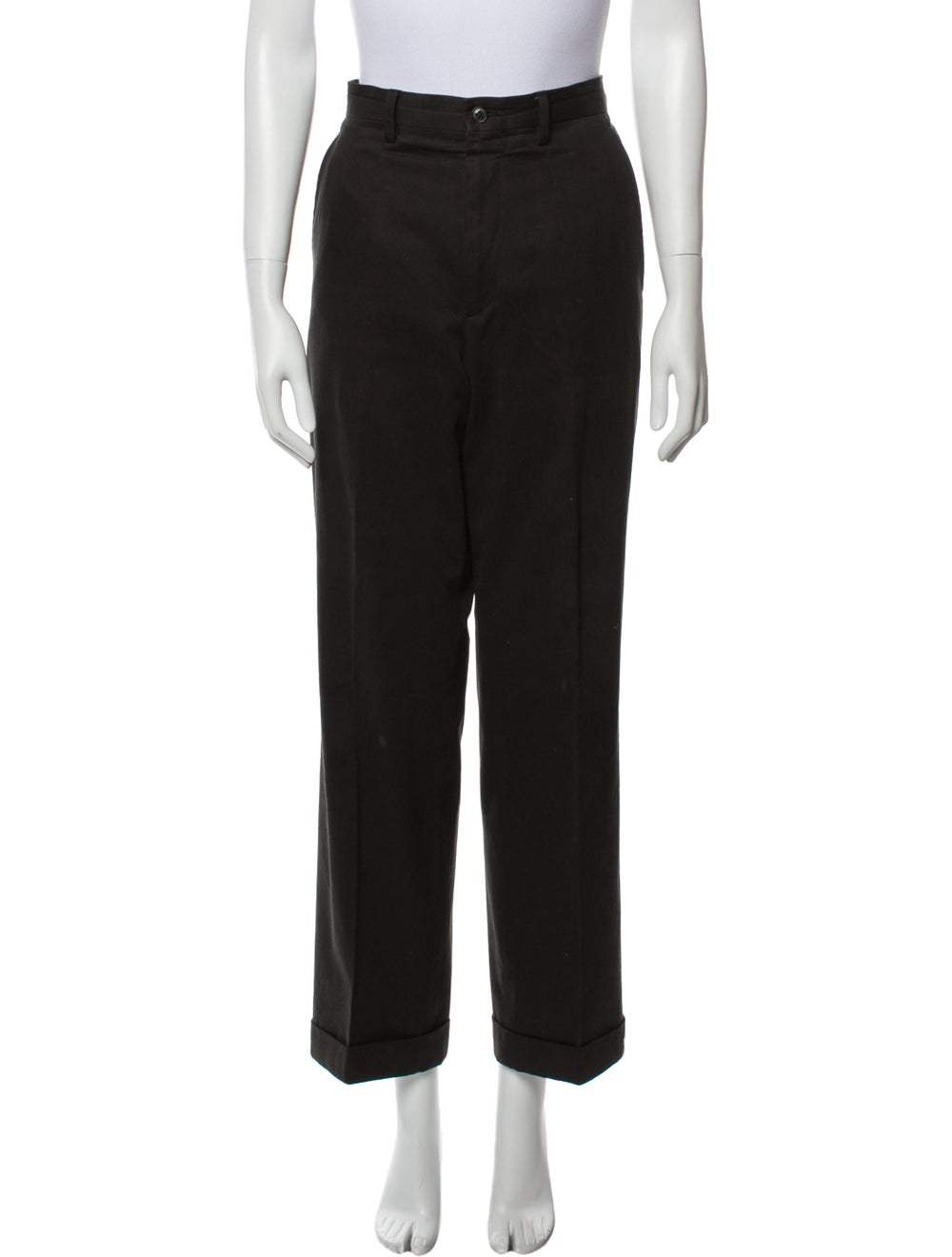 Dolce & Gabbana Wide Leg Pants Black - image 1