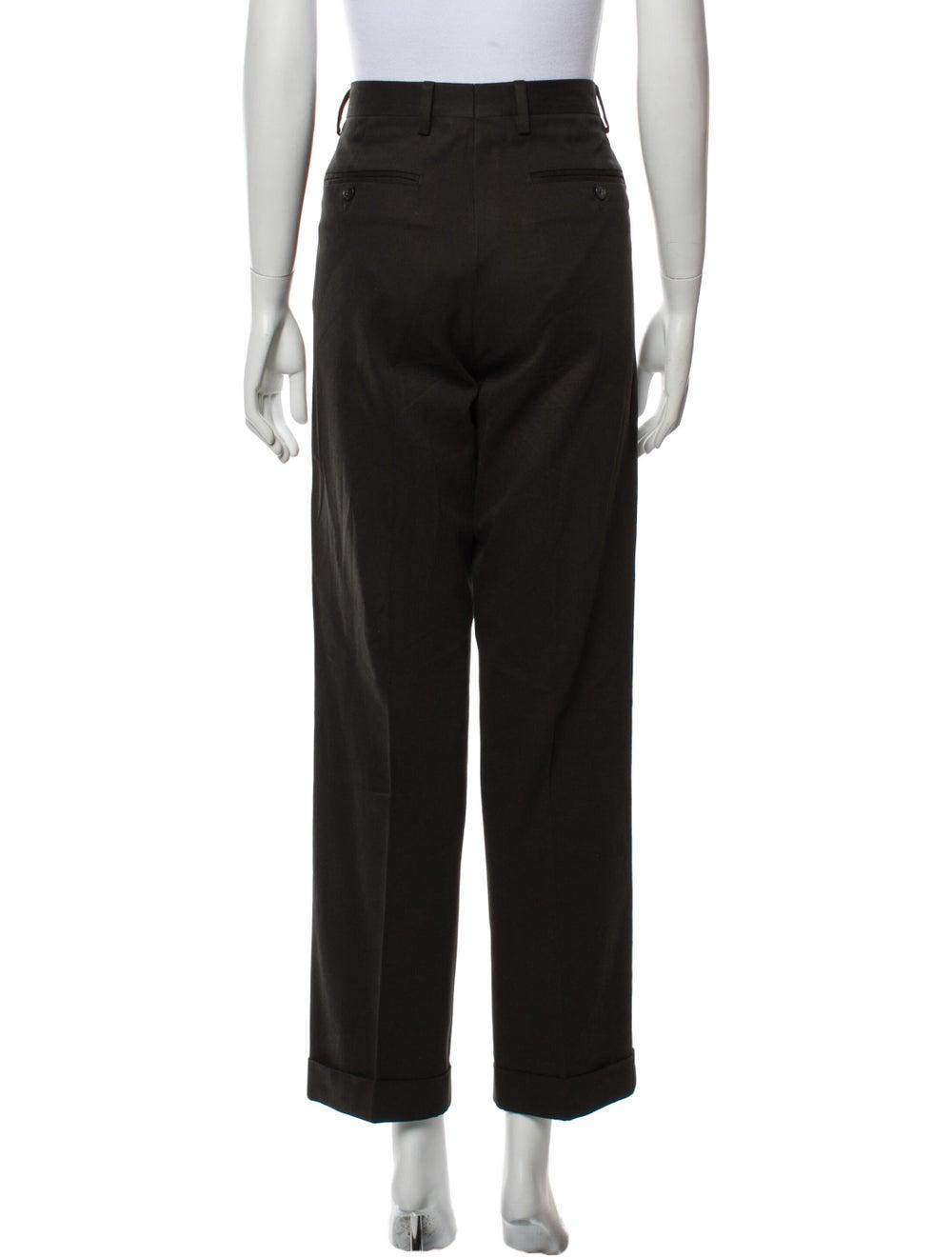 Dolce & Gabbana Wide Leg Pants Black - image 3