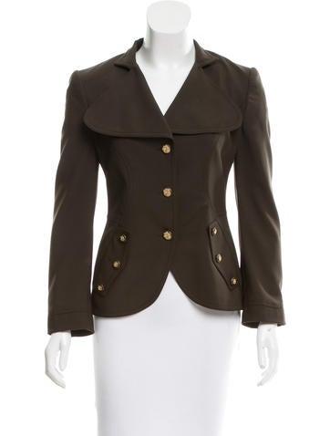 Dolce & Gabbana Wool Jacket None