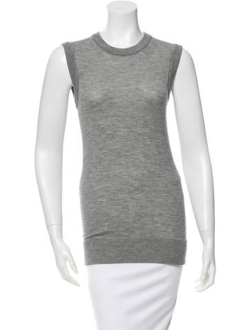 Dolce & Gabbana Cashmere Knit Top w/ Tags None