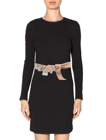 Jewel-Embellished Belt w/ Tags