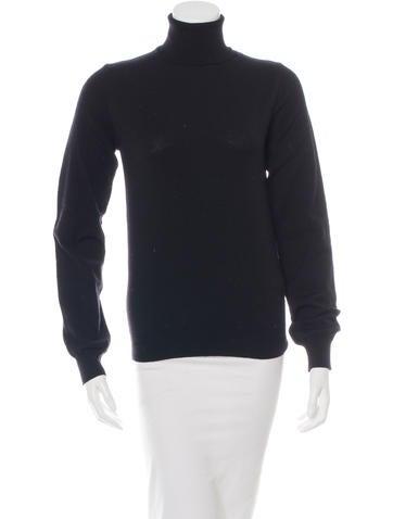 Dolce & Gabbana Wool Turtleneck Sweater None