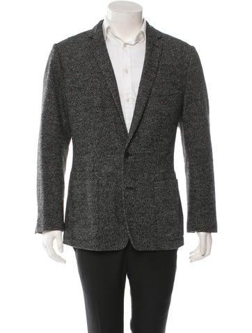 Dolce & Gabbana Wool Blazer None