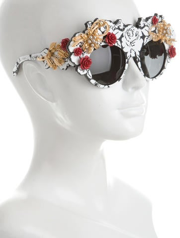 Mamas Brocade Sunglasses
