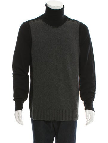 Dolce & Gabbana Cashmere Turtleneck Sweater w/ Tags None