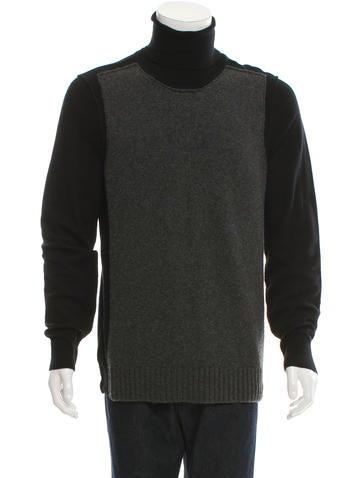 Dolce & Gabbana Cashmere Turtleneck Sweater w/ Tags None