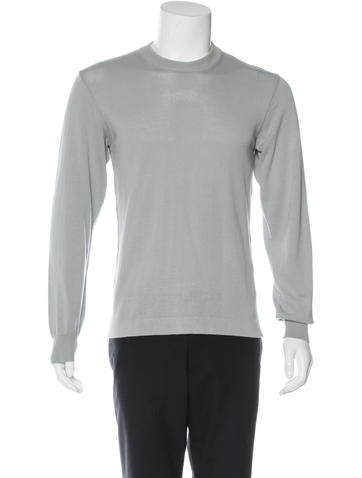Dolce & Gabbana Crew Neck Sweater None