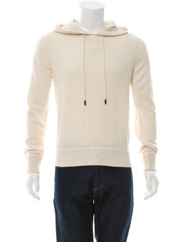 Dolce & Gabbana Cashmere Pullover Hoodie w/ Tags None