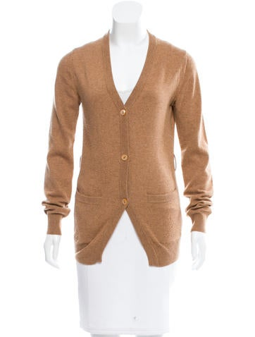 Dolce & Gabbana Cashmere V-Neck Cardigan None