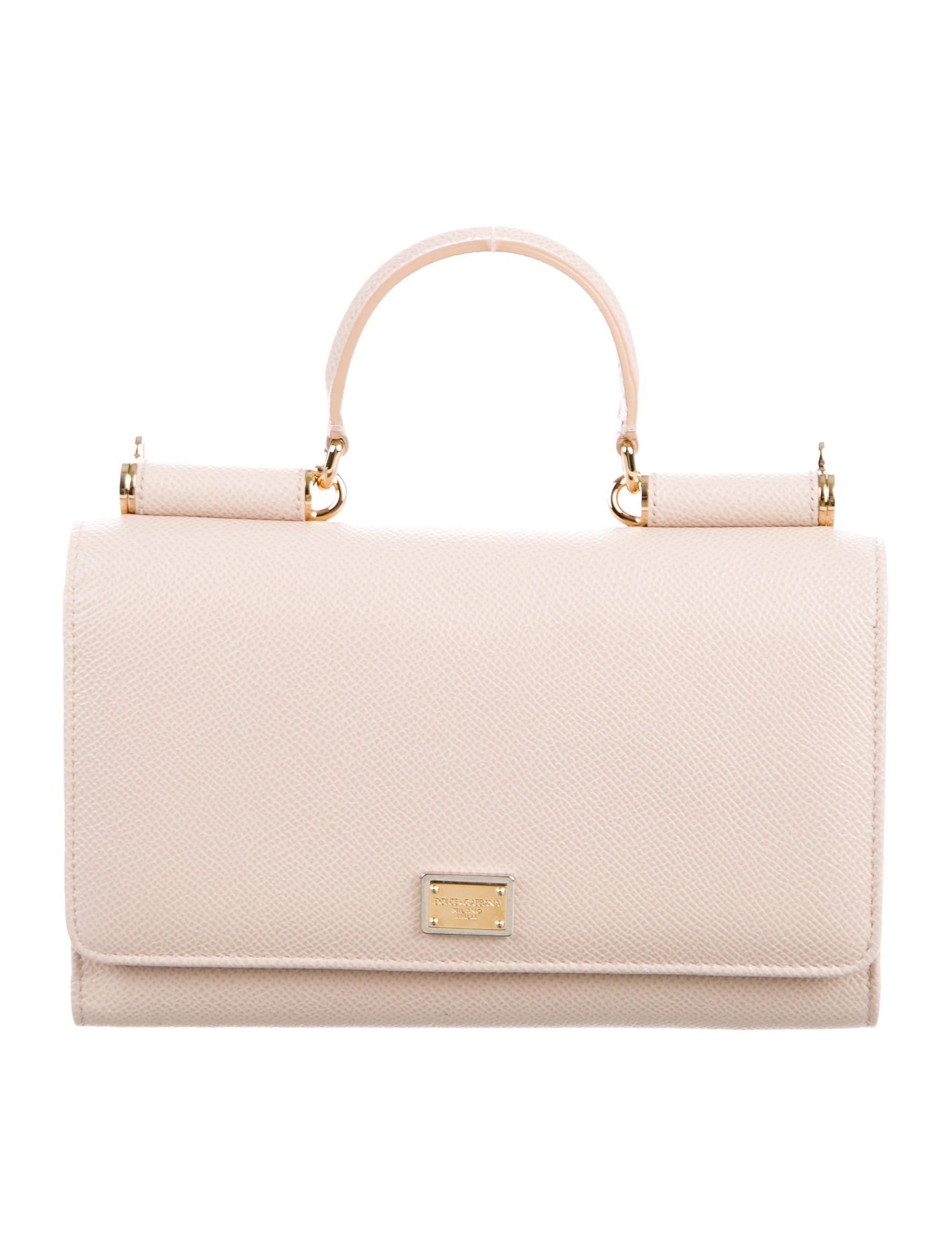 c3ab1ff00bb Dolce   Gabbana Miss Sicily Small Lipstick Crossbody - Handbags ...